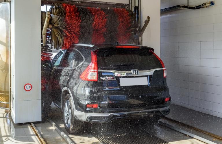 honda cr-v car wash