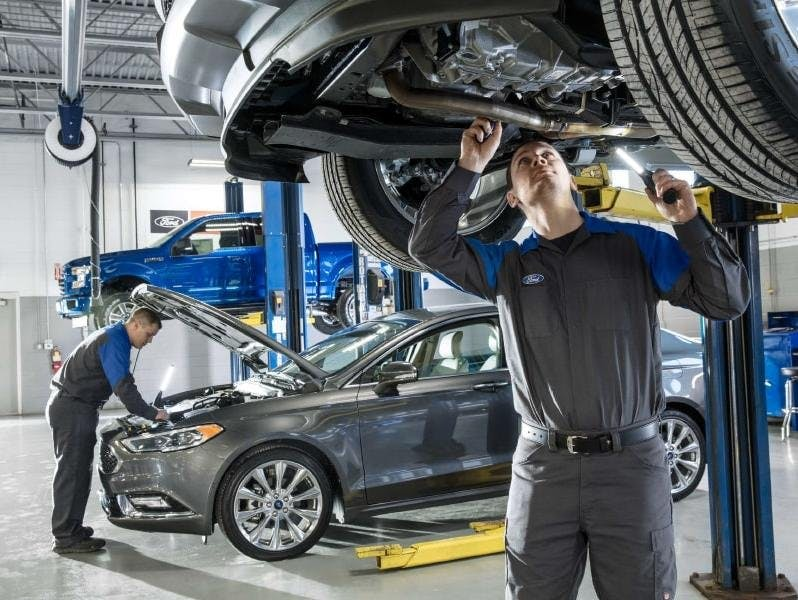 Ford Service Technicians